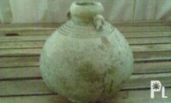 antique jar oil (ming dynasty)