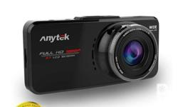 Anytek AT66A full HD Novatek 96650 Car Camera DVR