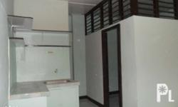 Gated area,1bedroom,own cr,kitchen sink,sala,dining