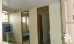 Apartment for Rent For only 6500pesos Along the road