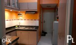 A beautiful fully equipped and furnished studio