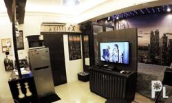 Fully furnished apartment for rent near SM North and