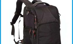 """Apex 213 Camera Backpack Bag with 15"""" Laptop"""