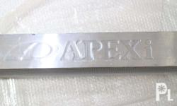 APEXi Intercooler: Available Size: 450x180x6.5 = Php