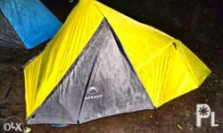Customized Apexus tadpole tent All mesh Complete with & Sideout Tadpole Tent (Camping Tent) for Sale in Mandaluyong City ...