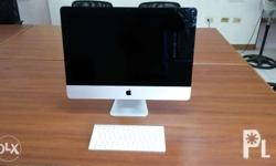 Apple iMac 21.5 inch This is 2013 late model but