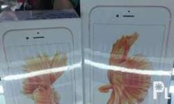 Brandnew iphone 6s 64gb US made color gold and rose