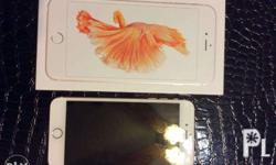 Selling our Apple iPhone 6S Plus 16GB in Rose Gold No