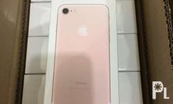 Brand new factory unlocked iPhone 7 plus 32gb black