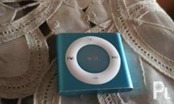 Selling my Apple iPod Shuffle 4th Generation Blue May
