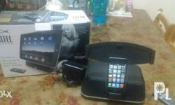 authentic apple ipod touch..32gb and altec n lanzing
