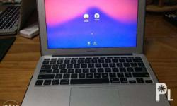 MacBook Air (11-inch, Early 2015) Processor: 1.6GHz