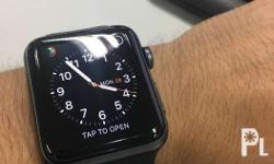 Selling my apple watch 42mm series 3 3 months old,