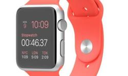 """Type: Smartwatch Operating System: Watch OS Display:"