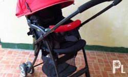 Lightweight stroller Not abused Great condition Was in