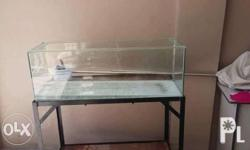 Aquarium for sale (Used) Stand not included 36 inches x