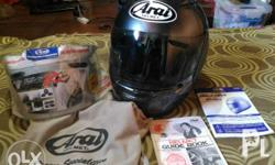 For Sale Only! 12,000PhP Arai Rx7 RR4 (Limited Color