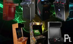 made to order, ready to use and plug n play arcade