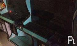arcade piso net,good for bussness ,piso net 6 units