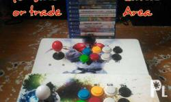 For Sale Brandnew Arcade Stick for PC, PS3 and working