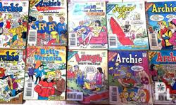 Preloved Archie Comics for sale. My collection po when