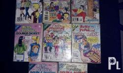 Archie double digest Jughead double digest Betty and