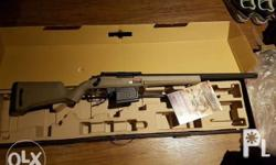 Brandnew Bolt action All stock complete with box and