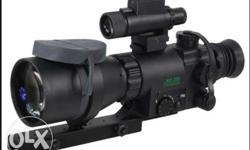 ARIES night vision rifle scope Magnification : 2.5X
