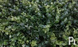 Artificial Wall Foliage for sale For inquiries, please