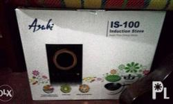 BRAND NEW Asahi Induction Stove IS100 for Sale