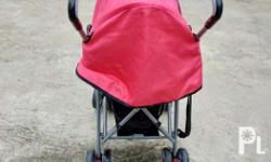 Stroller (umbrella style) for 1 to 3 years old.