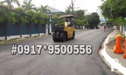 #02*9861197 laying all asphalting works supplier all