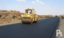 We offer asphalt paving for roadways and parking areas