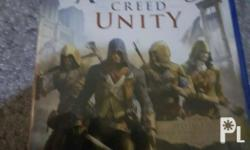 Assasin's Creed Unity PS4 Pristine condition! Location: