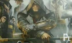 Assassin Creed Syndicate with manual. QC area