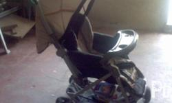 baby stroller = 900 flexi arch multi gym = 500 3 in 1