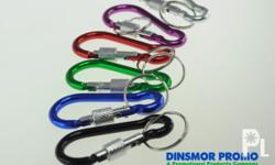 Assorted Colors Carabiners For Sports and Outdoor