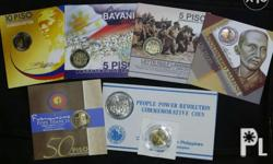 FOR SALE Assorted Commemorative Coin in blister pack