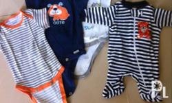 Assorted GERBER Infant Clothes (0-3 months)