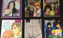 Assorted Pre-loved Wattpad Books Gay or Taken- P50 A