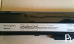 Brand new Asus K52 / K42 series laptop battery for