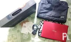 I'm selling my Asus laptop with complete accessories