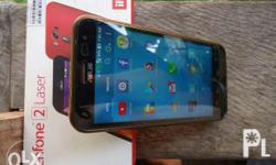 Asus Zenfone 2 Laser plus Freebies