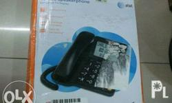 AT&T Corded Speakerphone CL2940 with Large Tilt