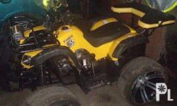 Atv 125cc t-force brand Gasoline super tipid po