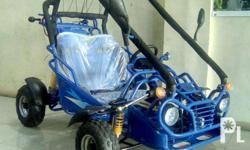 XT125GK-2 Mini Buggy 125cc 4stroke Air cooled Engine