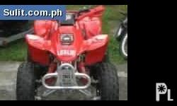 FOR SALE:HONDA SPORTRAX 250EX SPORTS ATV QUADBIKE,