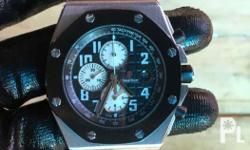 Royale Oak Offshore Limited Edition All Chronos are