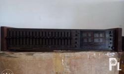 Audio Control C-101 Octave Equalizer and Real Time