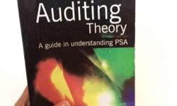 Accounting Book | Auditing Theory 2015 edition | RFS: